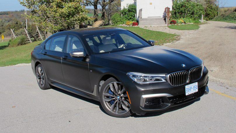 2018 BMW M760Li review