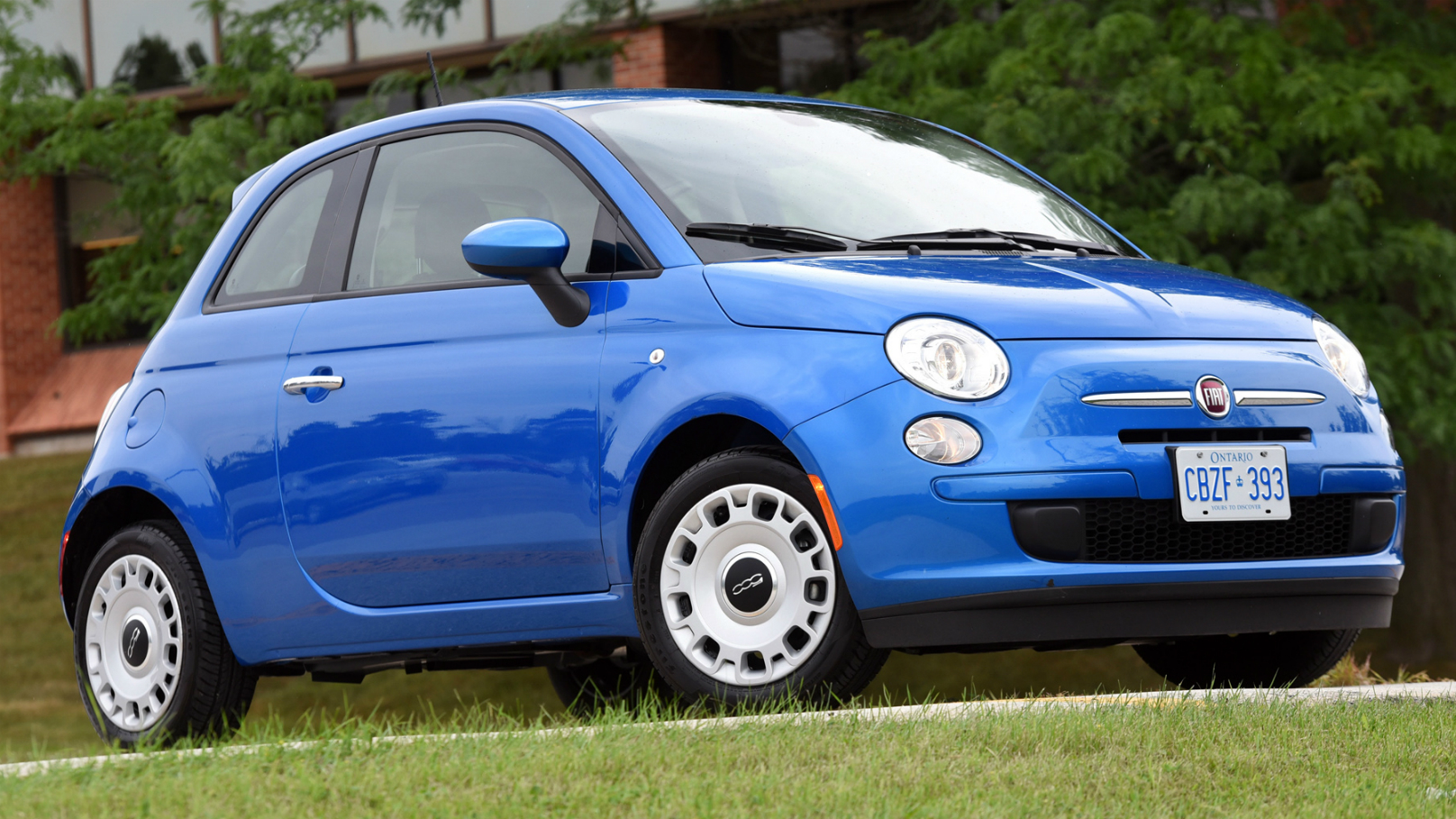 fiat 500 – a little taste of italia – wheels.ca