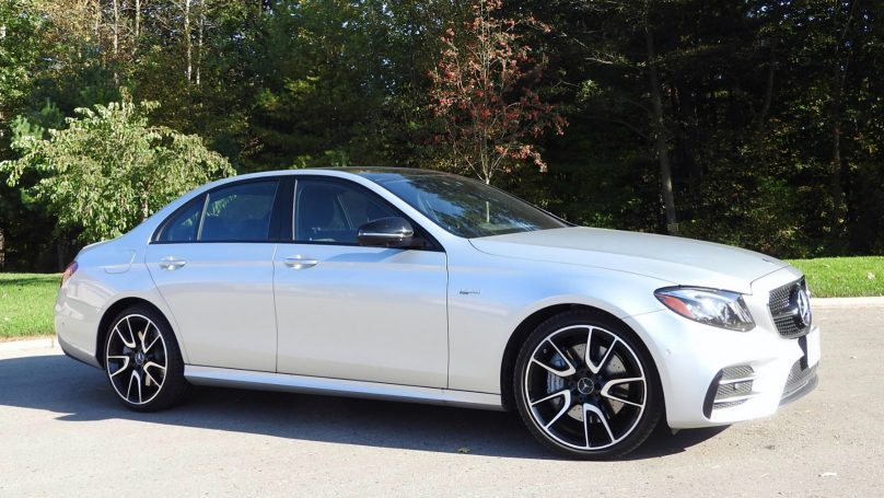 Less is quite enough in the amg e43 4matic for Pros and cons of owning a mercedes benz