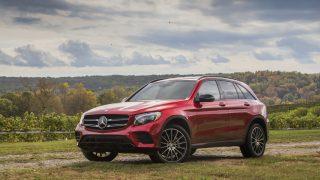Mercedes-Benz GLC CUV