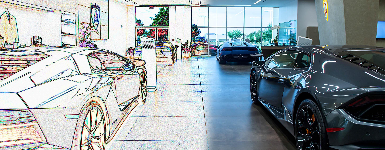 Lamborghini Celebrates Grand Openings At Dealerships In Toronto And