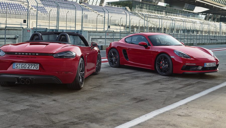 TrackWorthy - Porsche 718 Boxster GTS and Porsche 718 Cayman GTS (1)