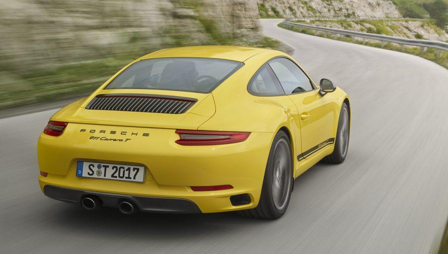 TrackWorthy - Porsche 911 Carrera P 2