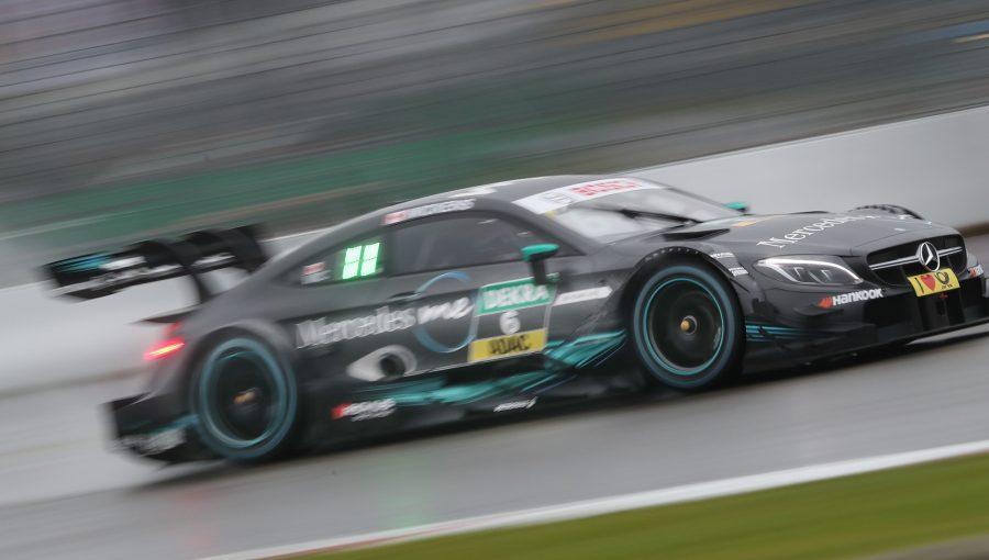 Mercedes Amg A Car Races Indycar