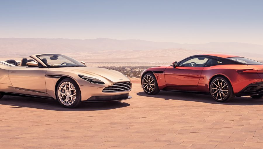 TrackWorty - Aston Martin DB11 Volante and Coupe (2)