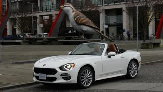 2017 Fiat 124 Review