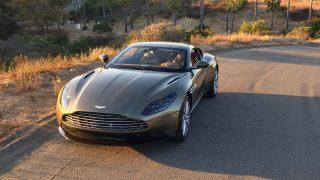 First Drive: 2018 Aston Martin DB11 V8