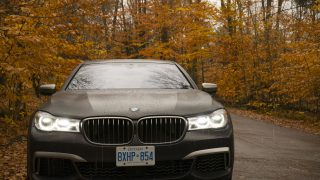 2018 BMW M760Li xDrive