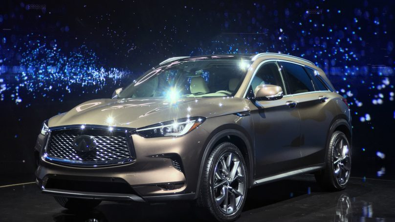 Infiniti reveals new QX50 with groundbreaking engine tech