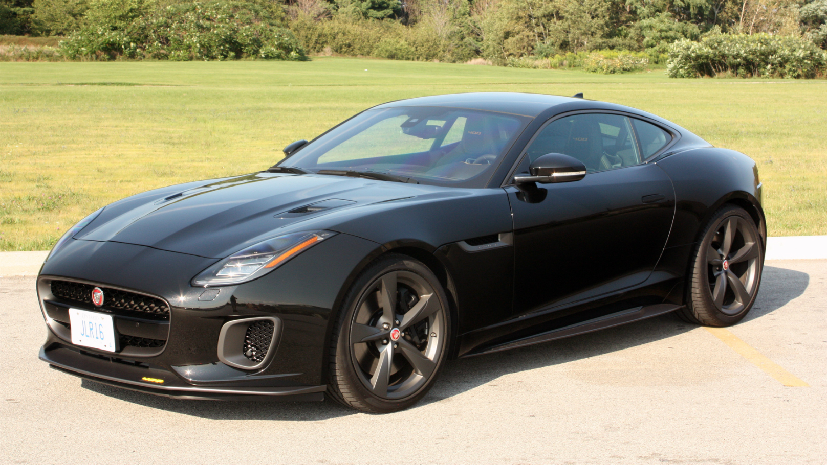 2018 Jaguar F-Type 400 Sport