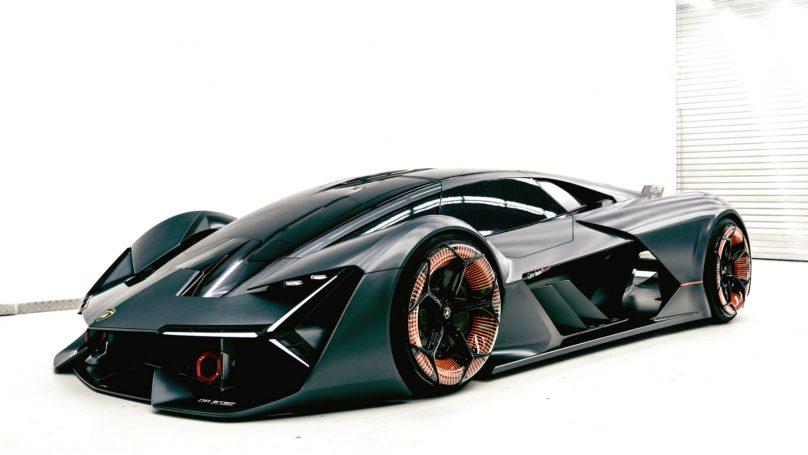 Lamborghini Looks to the Future \u2013 WHEELS.ca