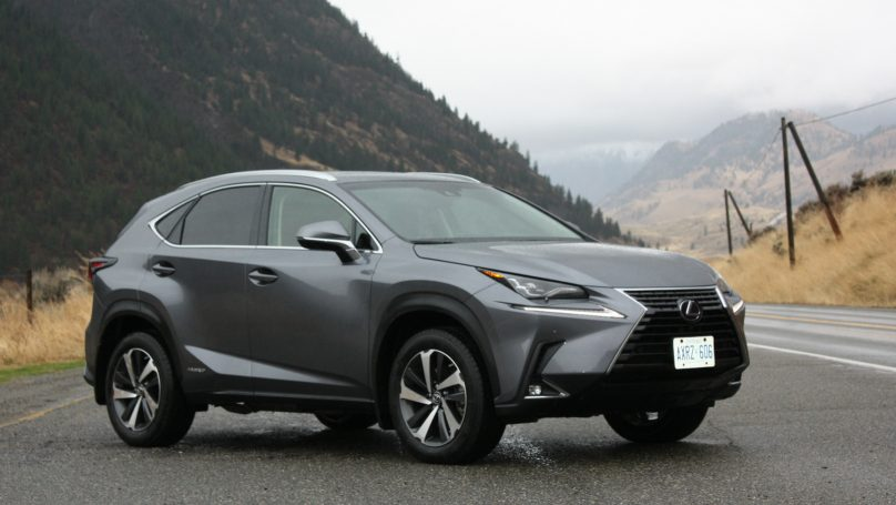 lexus nx becomes more refined for 2018 – wheels.ca