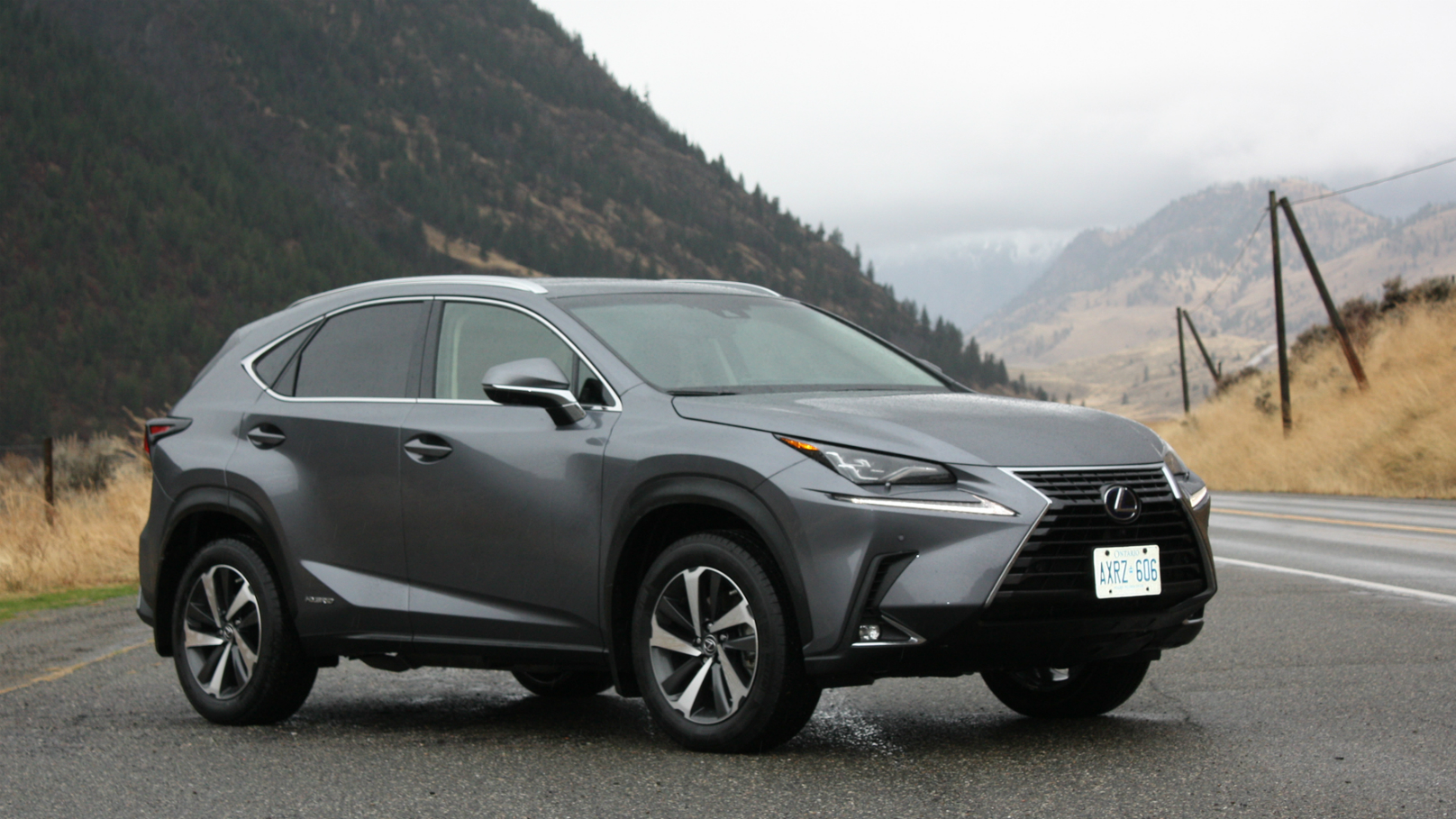 2018 Lexus NX300 Review