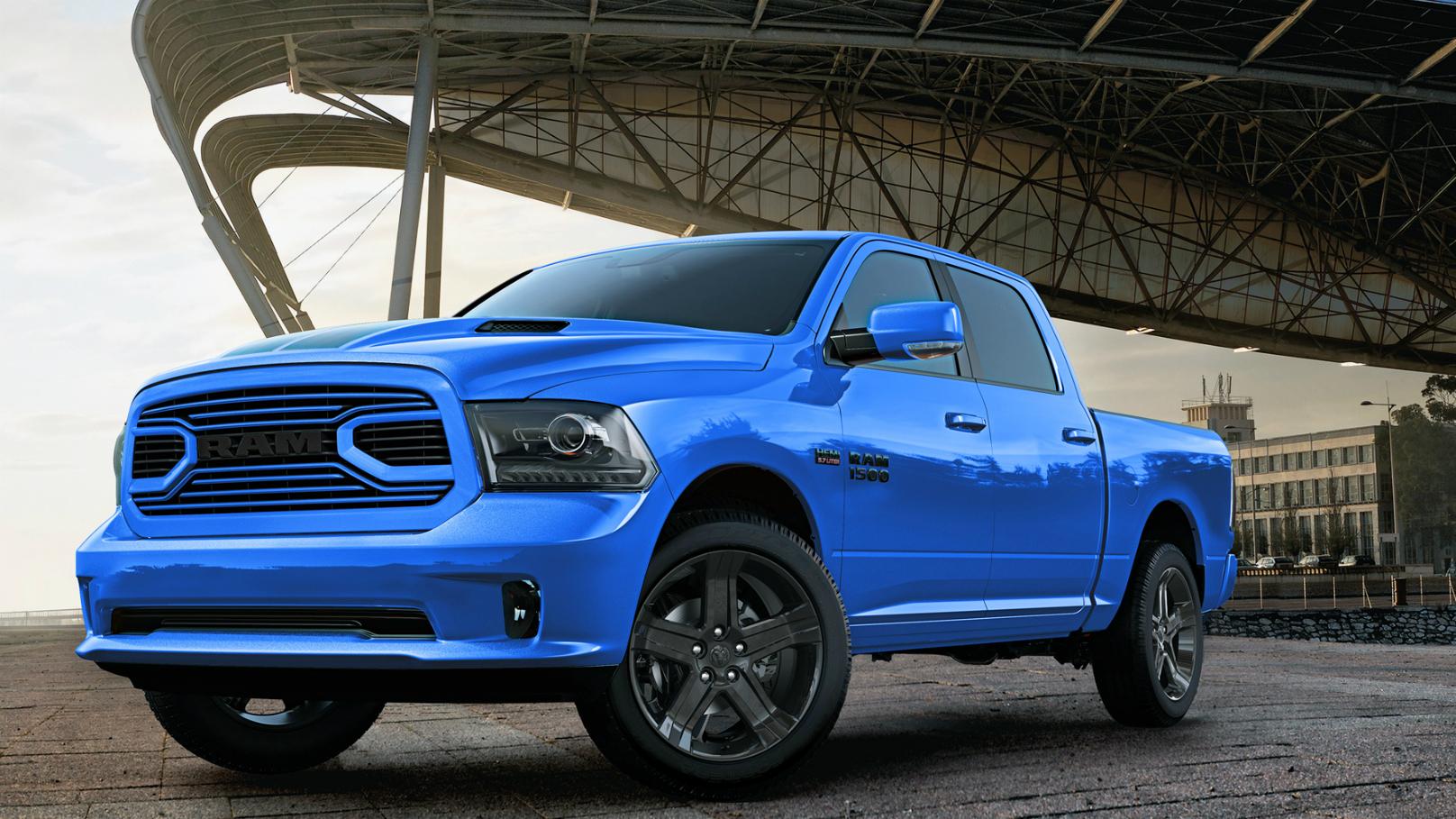 RAM Hydro Blue Sport