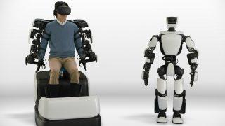 T-HR3 Robot