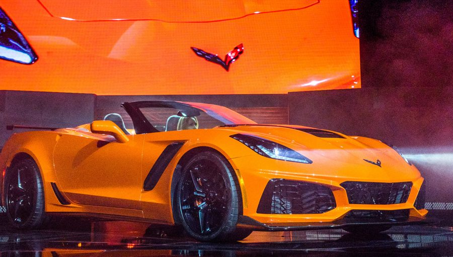 Corvette ZR1 Pricing Starts at $119995, ZR1 Convertible Starts at $123995