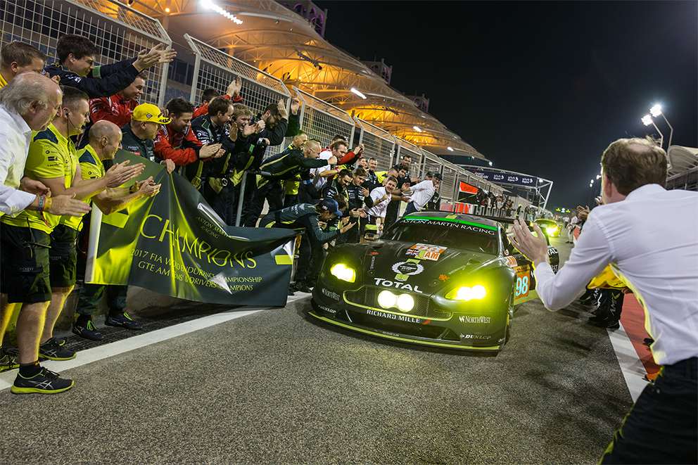 TrackWorthy - Aston Martin Racing wins FIA WEC GTE Am World Championship Titles (13)