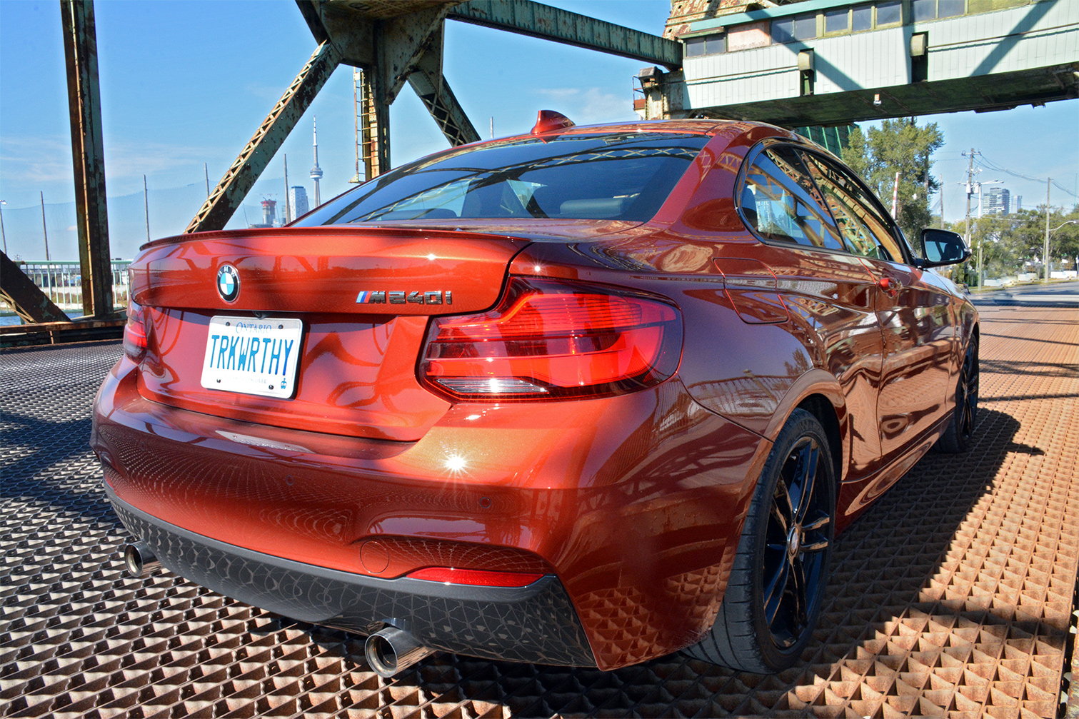 TrackWorthy - BMW M240i Coupe - 02