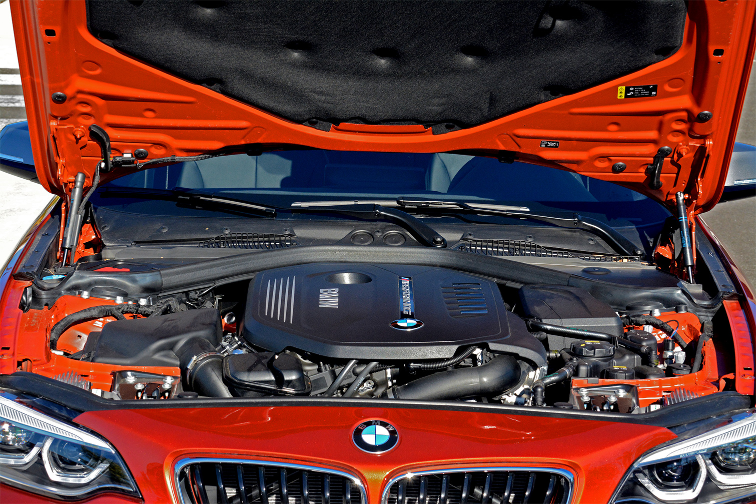 TrackWorthy - BMW M240i Coupe - 09
