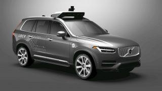 uber autonomous driving