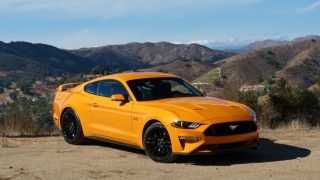 2018 Ford Mustang review