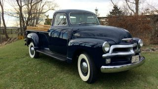 Eye Candy: 1954 Chevrolet ¾-ton Pickup