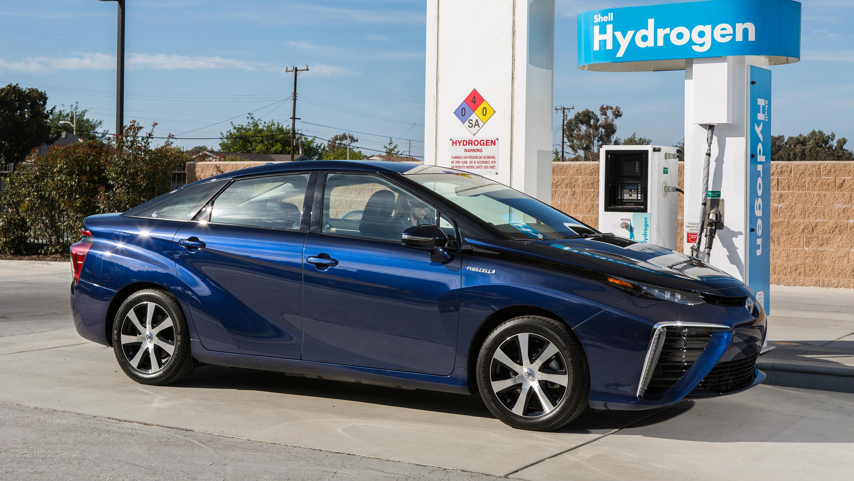 electrified vehicle strategy