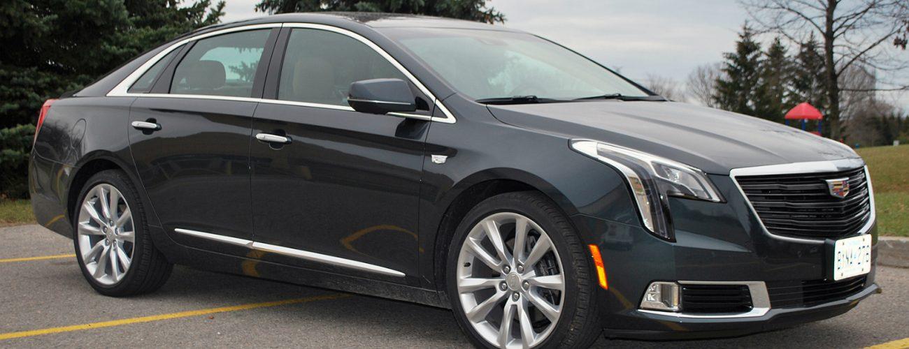 2018 Cadillac XTS review