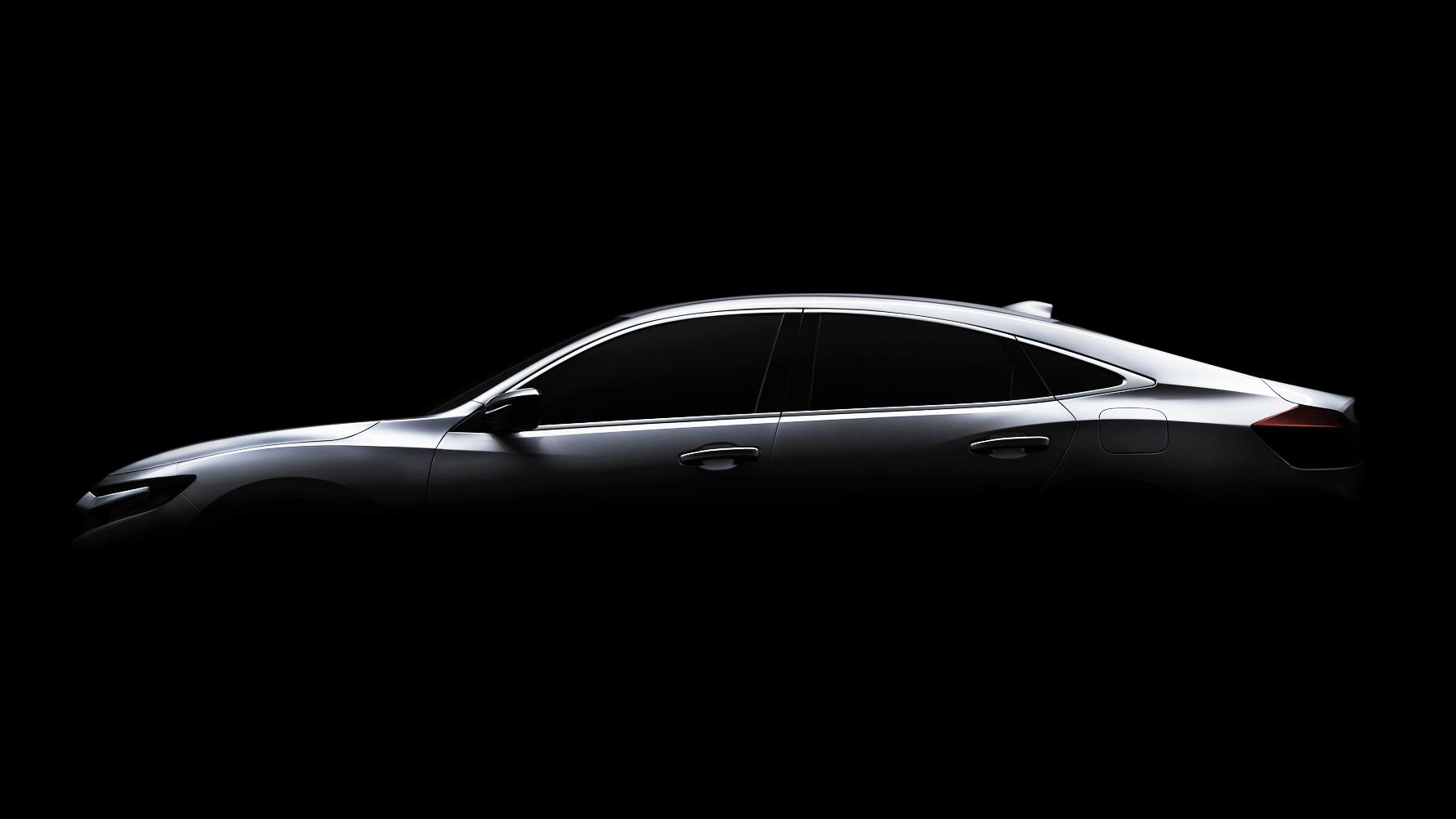 Honda Insight Prototype
