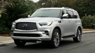 2018 Infiniti G80 SUV review