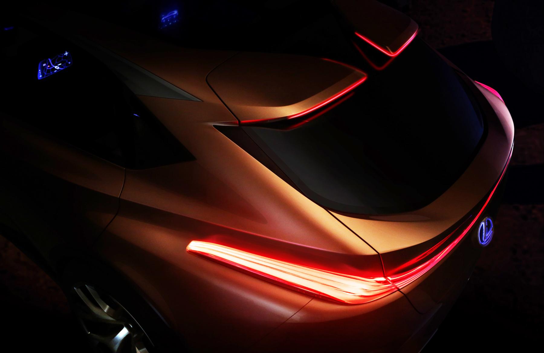 Lexus LF-1 Limitless