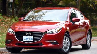 2018 Mazda3 review