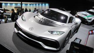 European manufacturers LA Auto Show