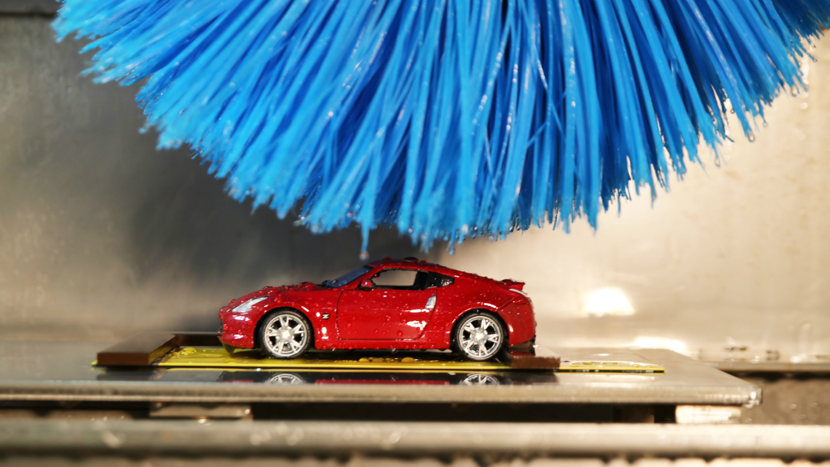 miniature car wash