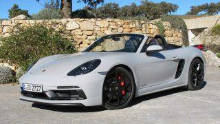 2018 Porsche 718 review
