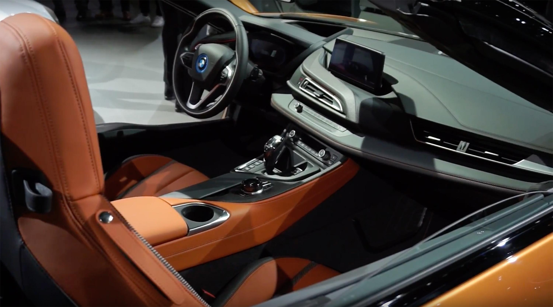 TrackWorthy - BMW i8 Roadster Debut 001
