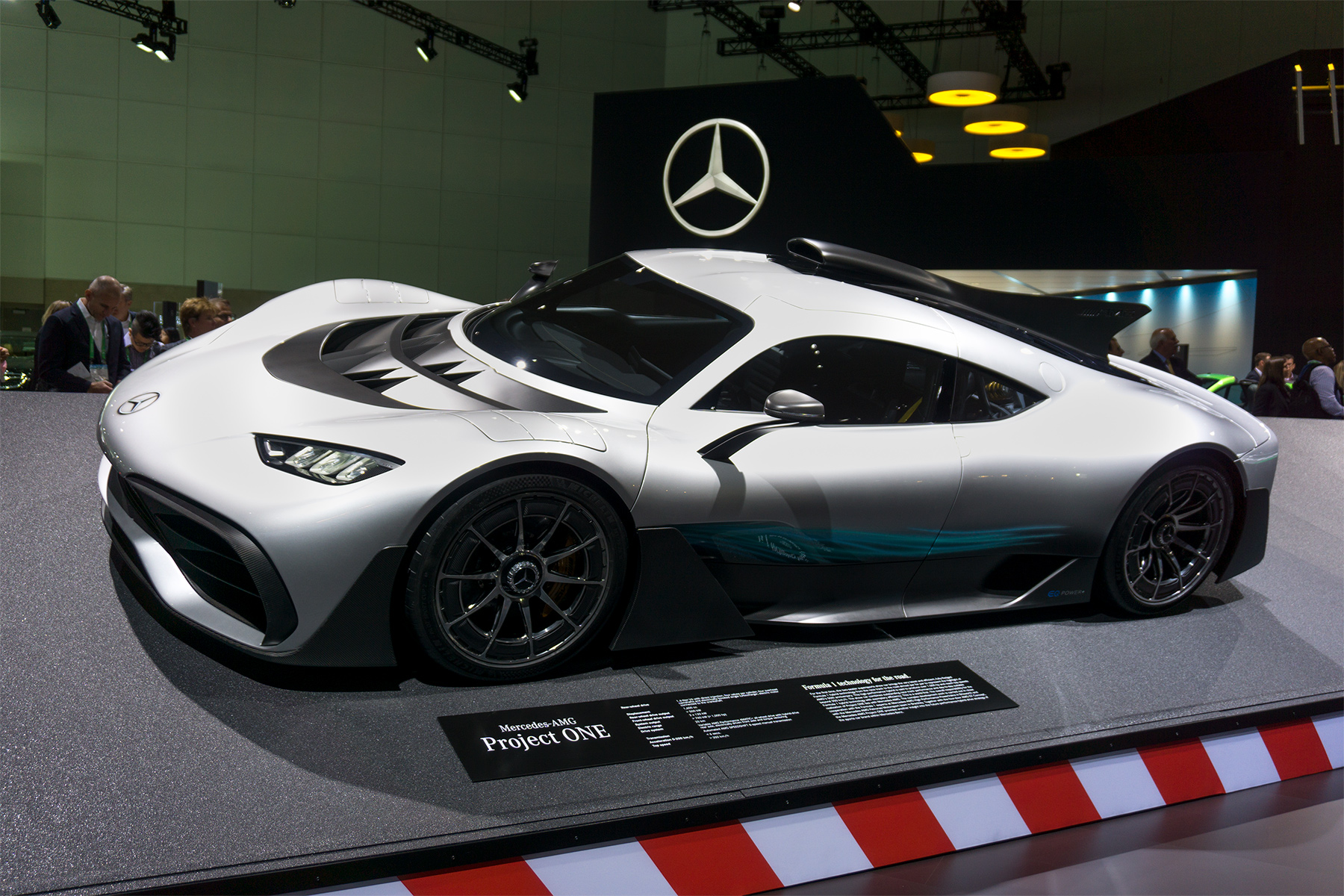 TrackWorthy - Mercedes-AMG Project ONE - 1