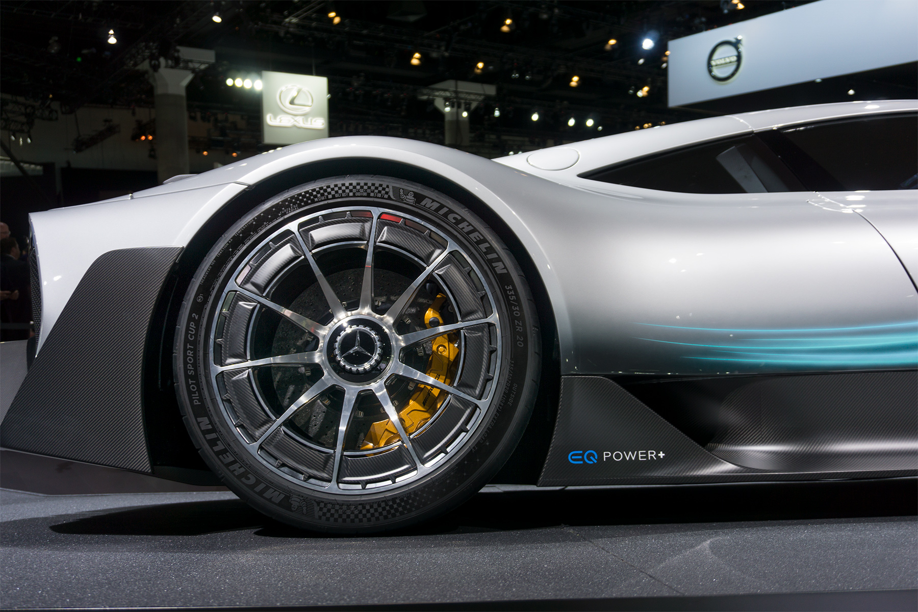 TrackWorthy - Mercedes-AMG Project ONE - 4