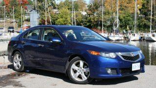 2009-12 Acura TSX