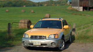 2003-06 Subaru Baja