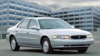 2000-2005 Buick Century