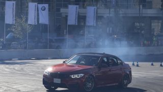 BMW Drifting Lessons