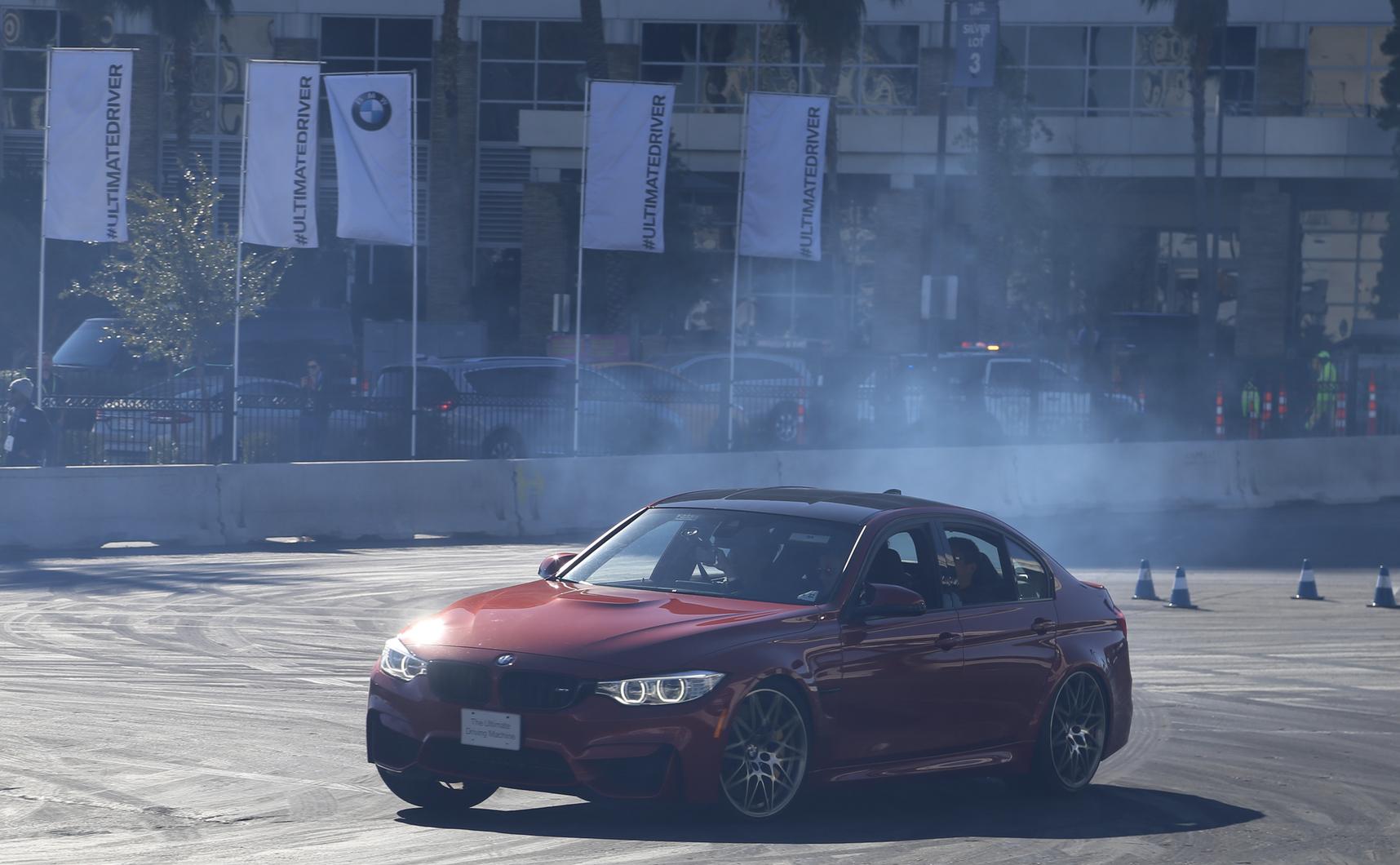 BMW Drifting Lessons