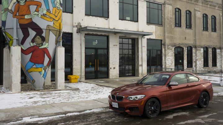 BMW M240i Toronto