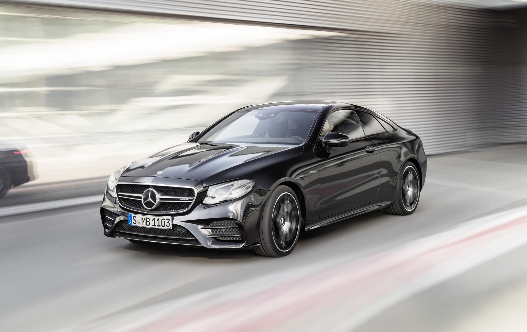 Mercedes-AMG 53 Models Announced