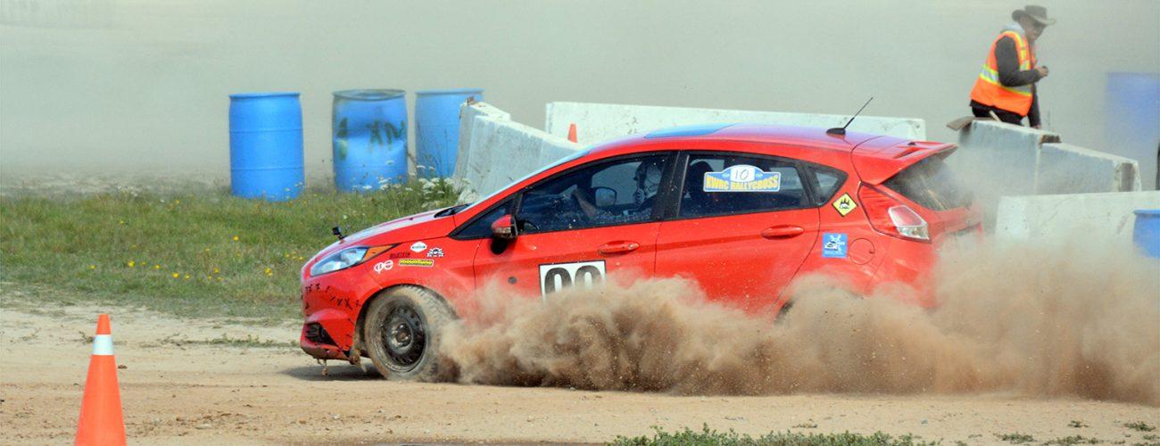 ford fiesta st rallycross