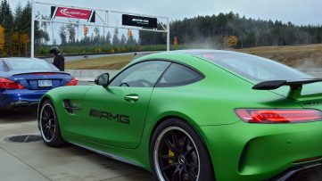TrackWorthy - Mercedes-AMG TrackMonsters