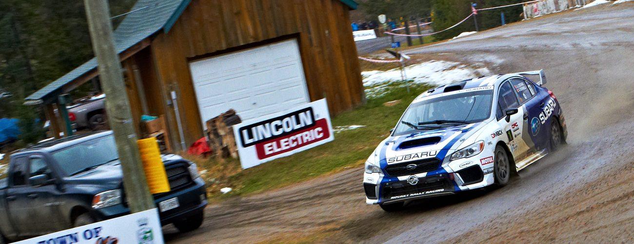 Subaru Rally Team Canada