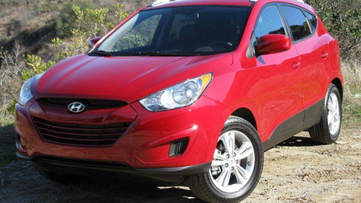 2010-2013 Hyundai Tucson