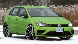2018 Volkswagen Golf R Review